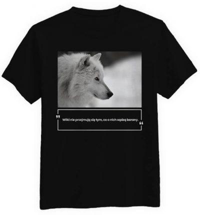 Wilki nie przejmują się