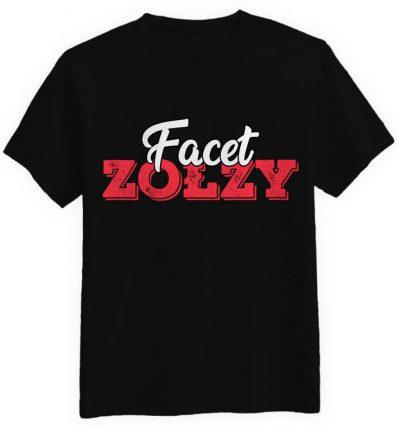 Koszulka Facet Zołzy