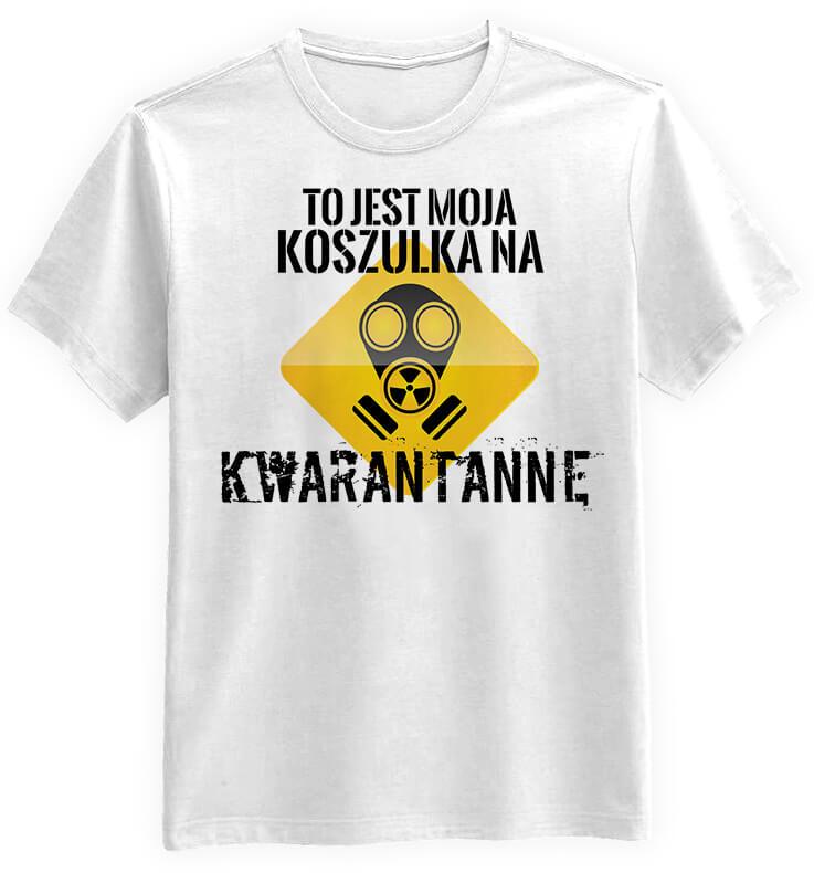 Koszulka na kwarantanne