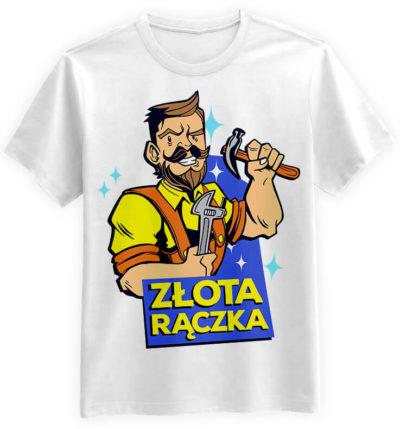 Koszulka Złota Rączka