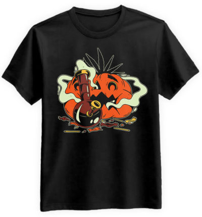 Bongo-Dynia-czarna-koszulka