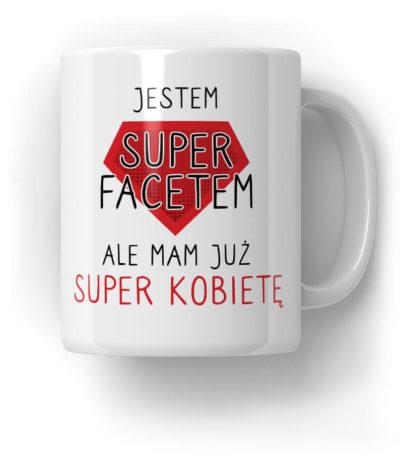 Jestem-Super-Facetem-Kubek-Prezent
