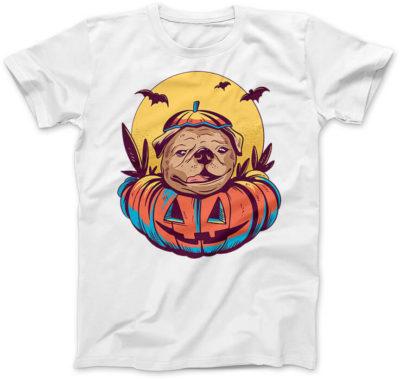 Pies-w-Dyni-biala-koszulka