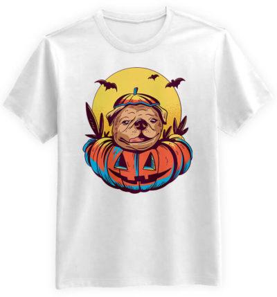 Pies-w-Dyni-biala-koszulka-meska