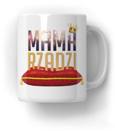 Mama-Rządzi-Kubek-Prezent