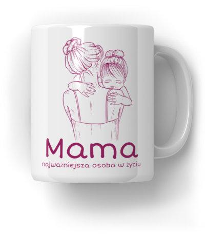 Mama Najważniejsza Osoba W Życiu