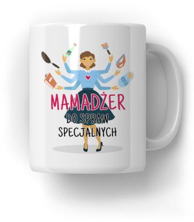 Mamadżer do spraw specjalnych