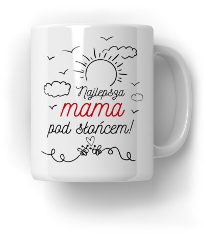 Najlepsza Mama Pod Słońcem