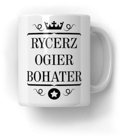 Rycerz-Ogier-i-Bohater-Kubek-Prezent