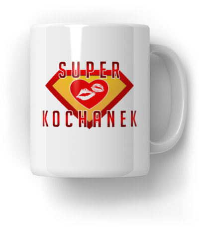 Super-Kochanek-Kubek-Prezent