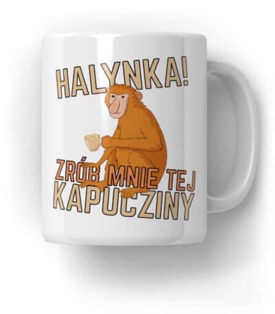 Kubek Halynka Kapucziny!