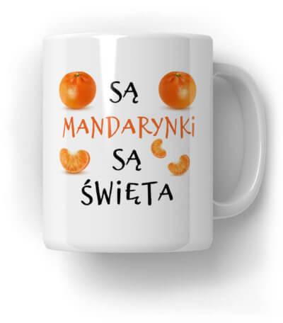 Są mandarynki są święta